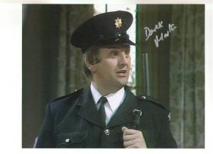 Derek Martin from Eastenders and Dr Who